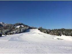 石鎚スキー